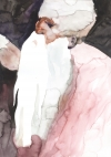 portrait by Artist Makiko Furuichi
