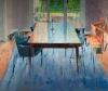 Dining Table by Artist Chris Liberti