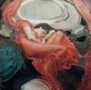 June - after Leighton Artist Masha Gusova