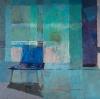 Blue Chair Artist Chris Liberti