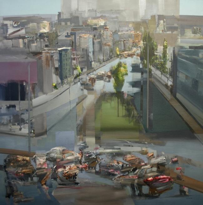 SF Soma by Artist Daniel Ochoa