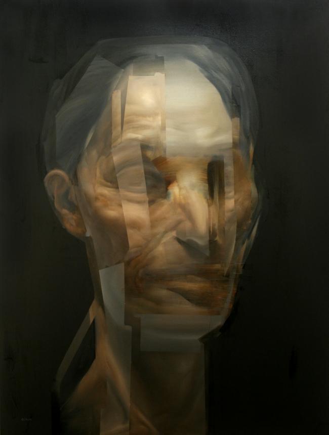 C.R Portrait by Artist Daniel Ochoa