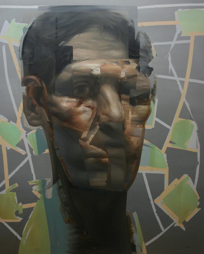 CC Portrait by Artist Daniel Ochoa