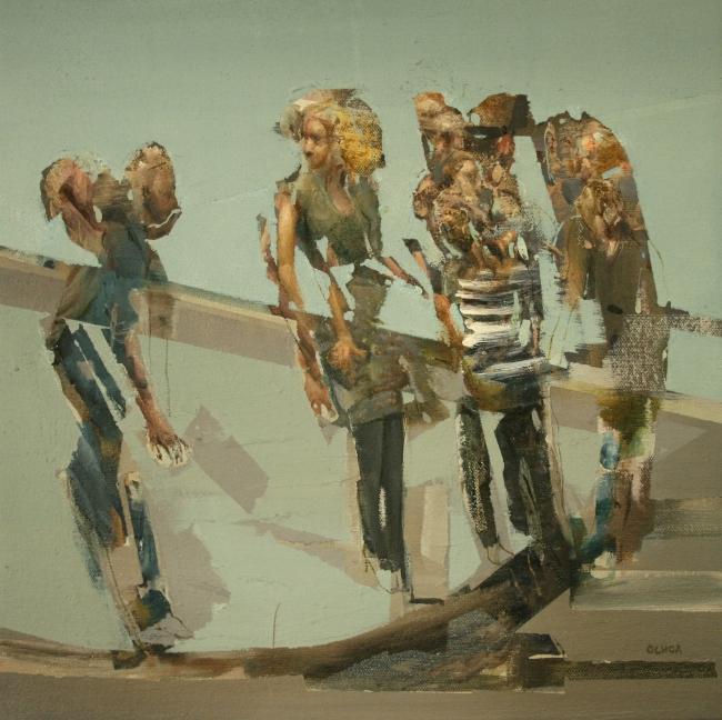 Street 1.20.16 by Artist Daniel Ochoa
