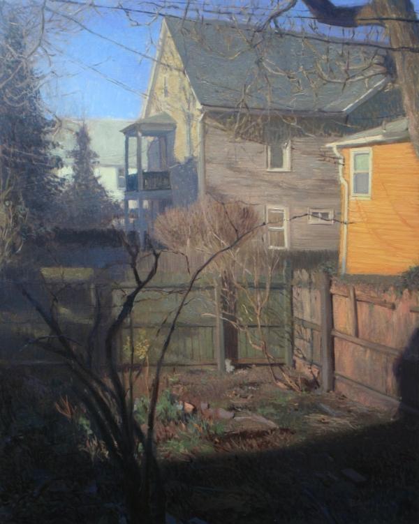 Jamies Garden by Artist Raymond Bonilla