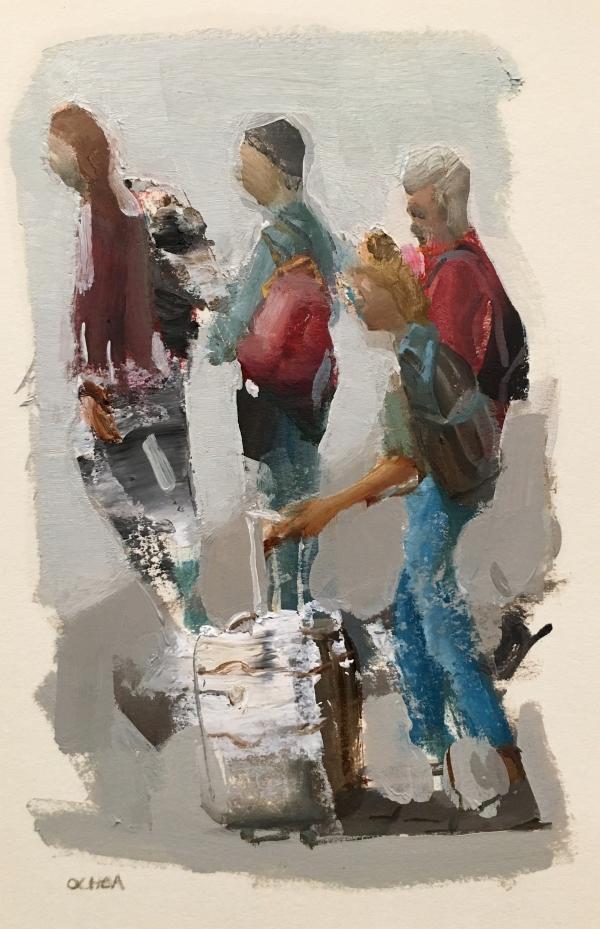 GSV study 2-5-19 by Artist Daniel Ochoa