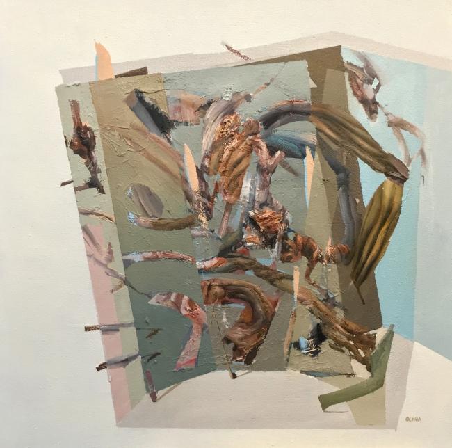 Study 2.26.16 by Artist Daniel Ochoa
