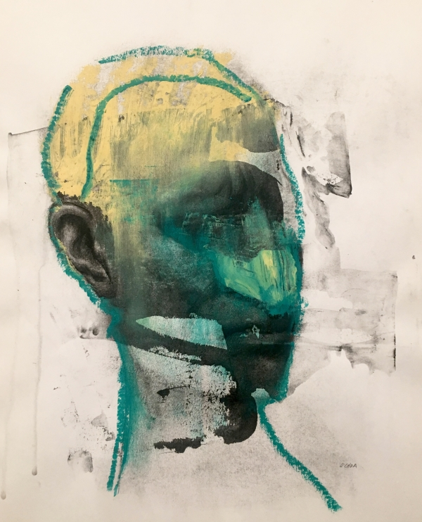 Study 2-27-19 by Artist Daniel Ochoa