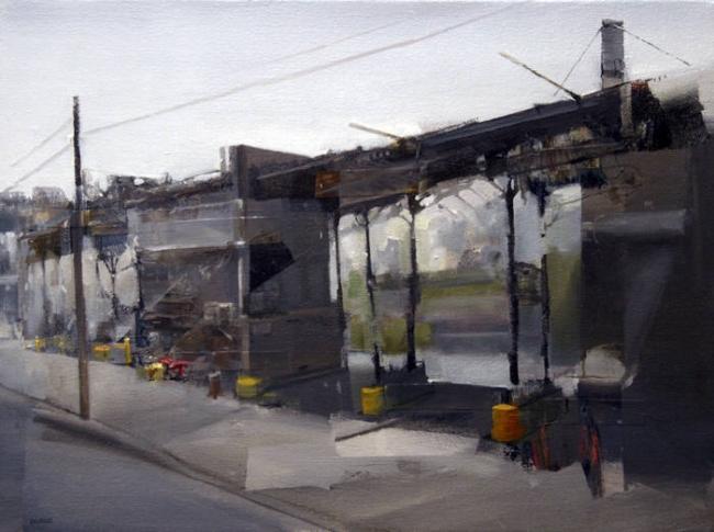 Station Estudia by Artist Daniel Ochoa
