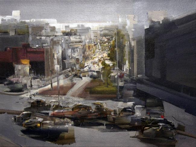 101 Estudia by Artist Daniel Ochoa