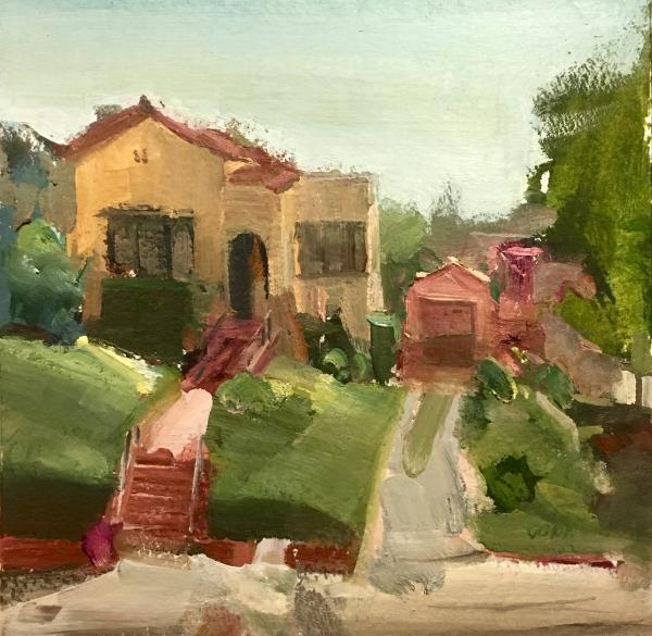 Study 2-8-18 by Artist Daniel Ochoa