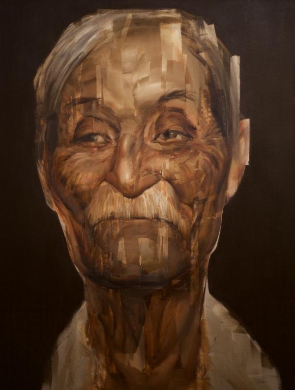B by Artist Daniel Ochoa