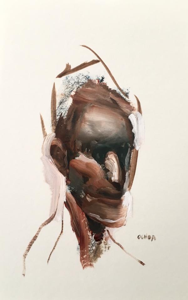 Study 2-4-18 by Artist Daniel Ochoa