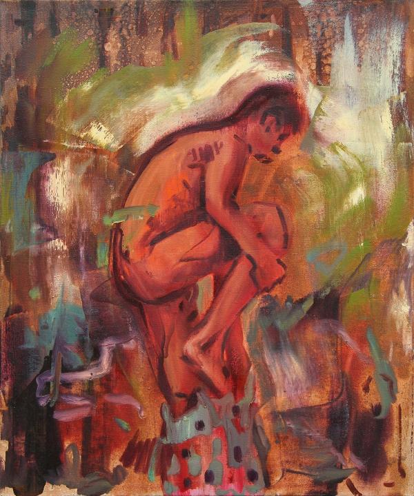 Rambler by Artist Lorella Paleni