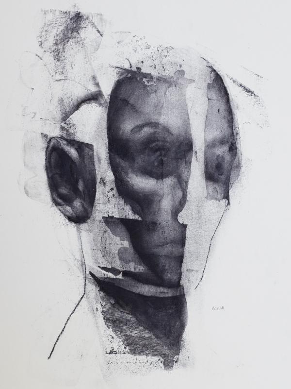 Portrait 4-10-17 by Artist Daniel Ochoa