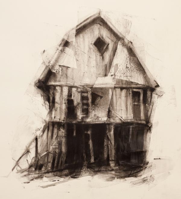 Structure 4-15-17 by Artist Daniel Ochoa
