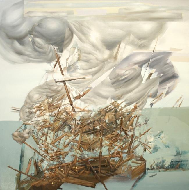Velas Sin Cargo by Artist Daniel Ochoa
