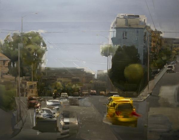 Divisidero by Artist Daniel Ochoa