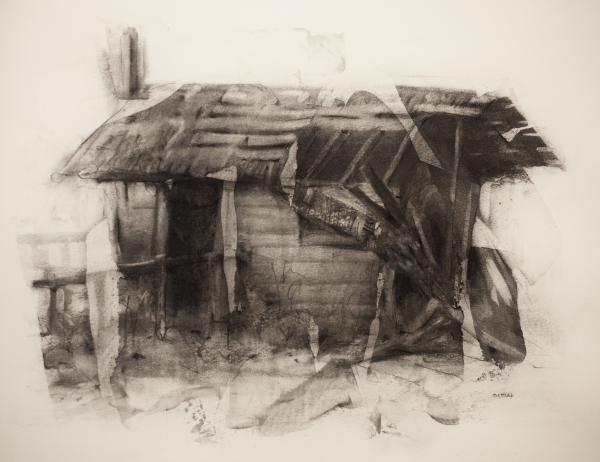 Structure 5-7-17 by Artist Daniel Ochoa