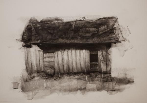 Structure 5-16-17 by Artist Daniel Ochoa