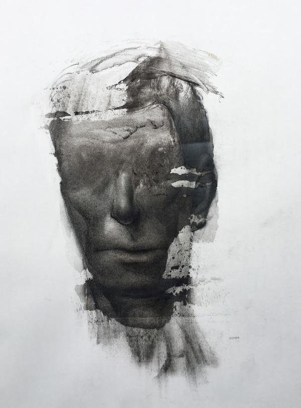 Study 5-30-19 by Artist Daniel Ochoa