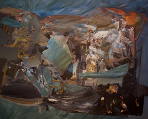 Spillway by Artist Daniel Ochoa