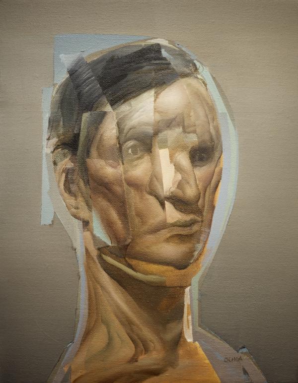 Self by Artist Daniel Ochoa