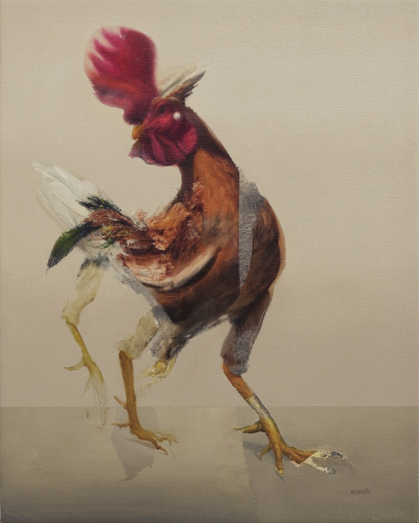 Gallo 6-20-20 by Artist Daniel Ochoa