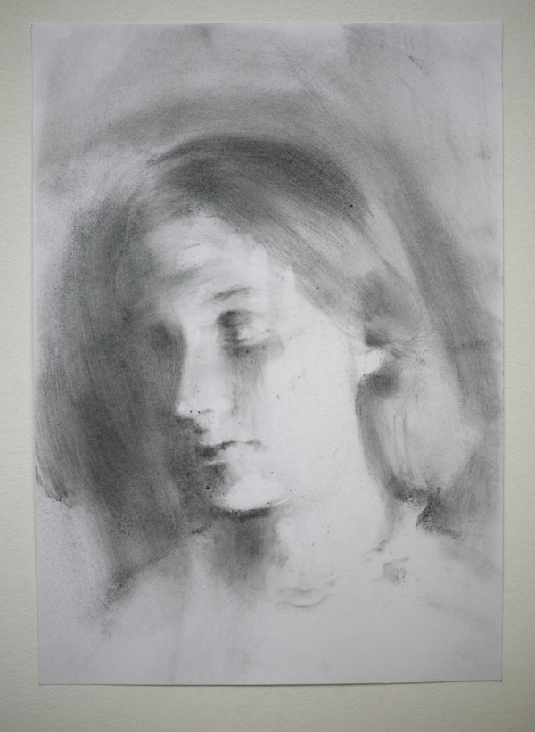 After Julia IV by Artist Caragh Savage