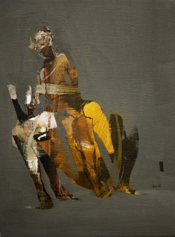 Figure 2010 by Artist Daniel Ochoa