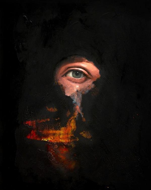 Disintegration by Artist Emilio Villalba