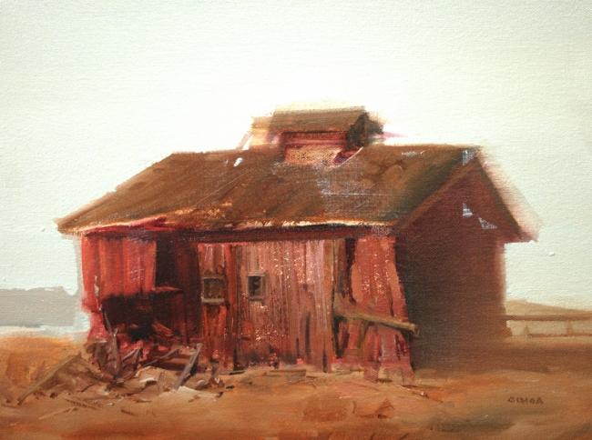 Barn Study June