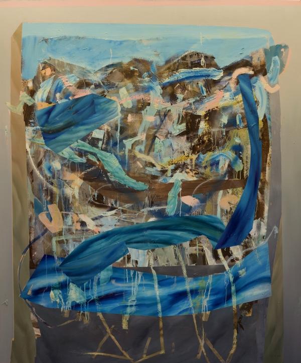 Swept by Artist Daniel Ochoa