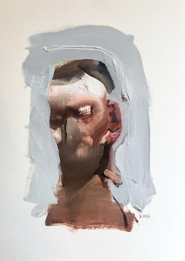 Portrait Study 8-14-18