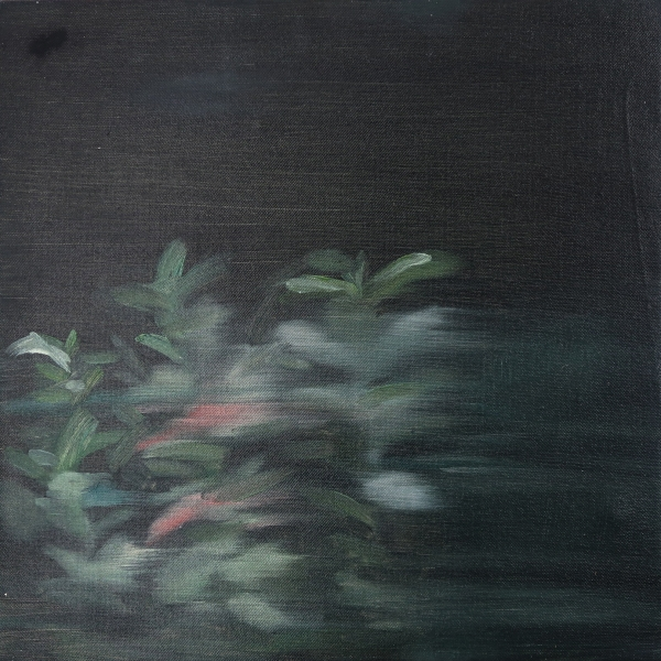 Night by Artist Makiko Furuichi