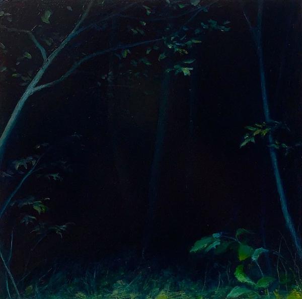 Selva Oscura 2 by Artist Elsa Munoz