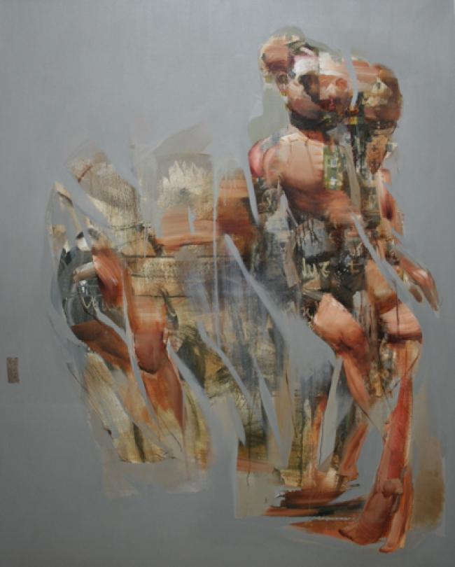 Many Caras by Artist Daniel Ochoa