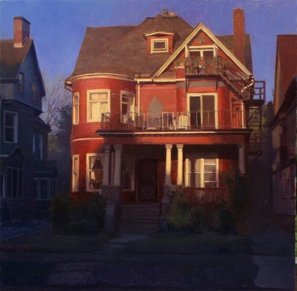 Richmond and 17th by Artist Raymond Bonilla
