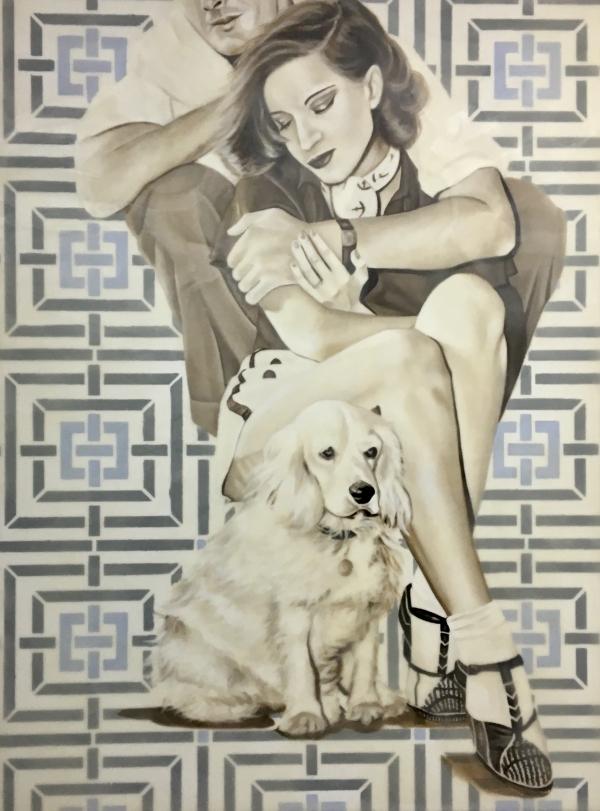 The Quiet Moments by Artist Jhina Alvarado