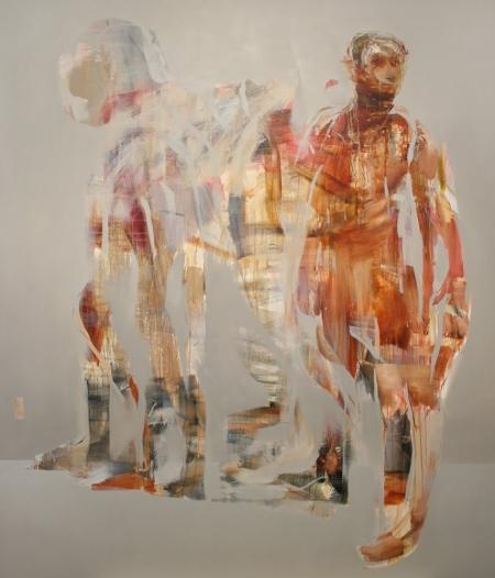 Buscando Past by Artist Daniel Ochoa