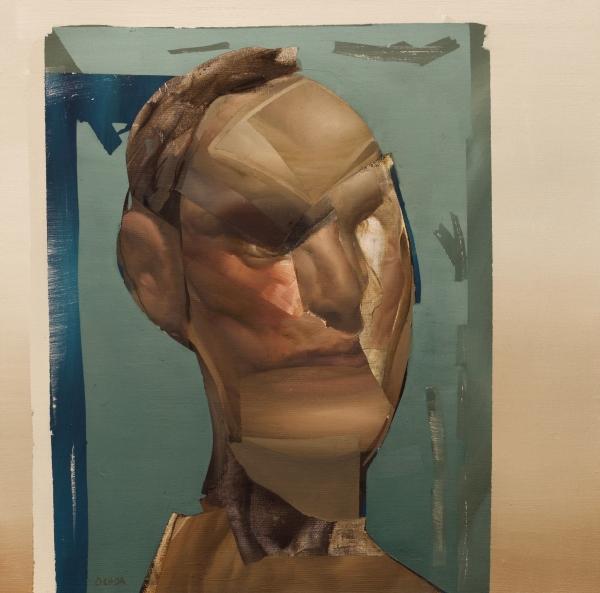 Portrait 10-6-19 by Artist Daniel Ochoa