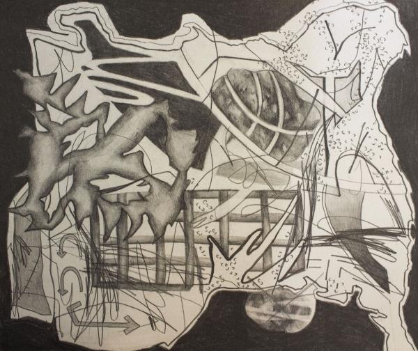 Lurking Bumpkins by Artist Esther Hyun Yi