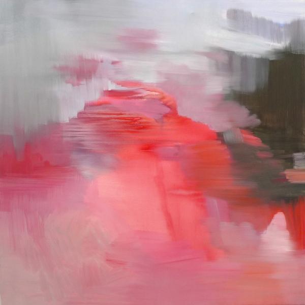 volcano by Artist Makiko Furuichi