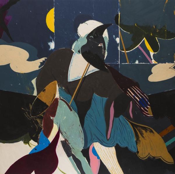 The Playwright by Artist Kenichi Hoshine