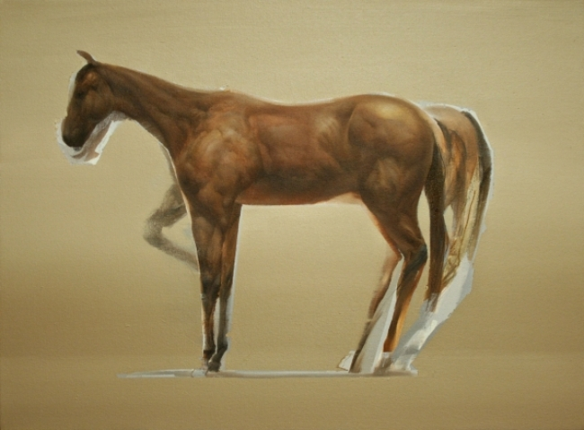 Horse Caballo by Artist Daniel Ochoa