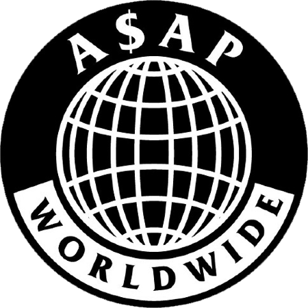 A$AP MOB WORLDWIDE STORE LOGO