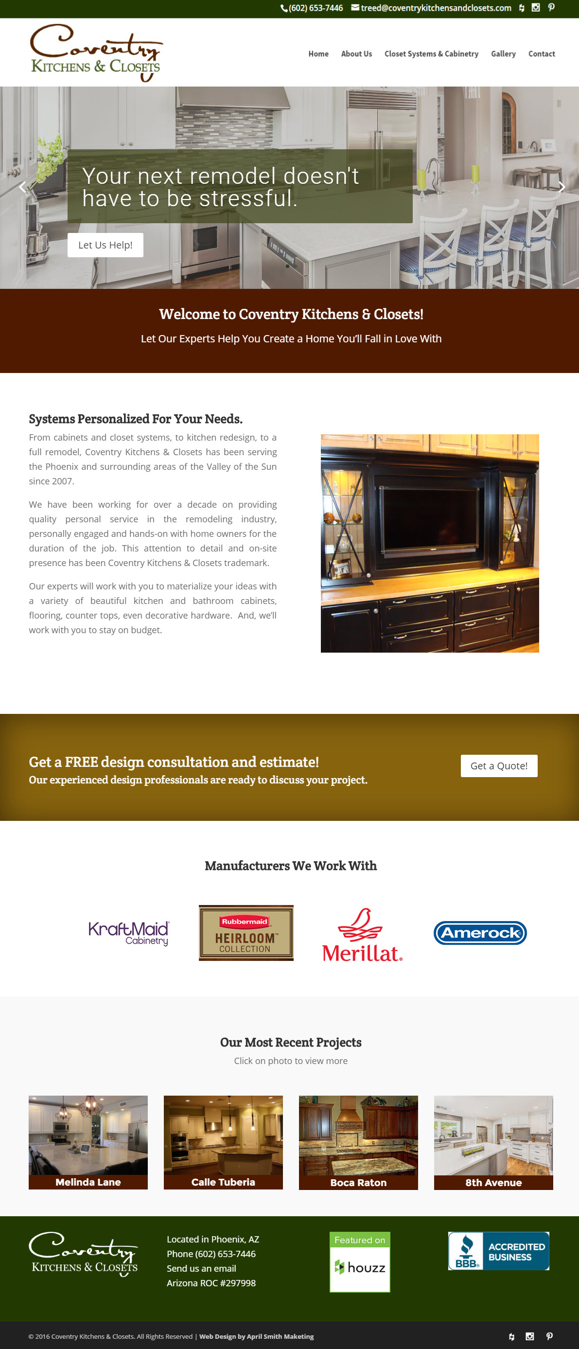 Coventry kitchens and bathrooms - Coventry Kitchens Closets