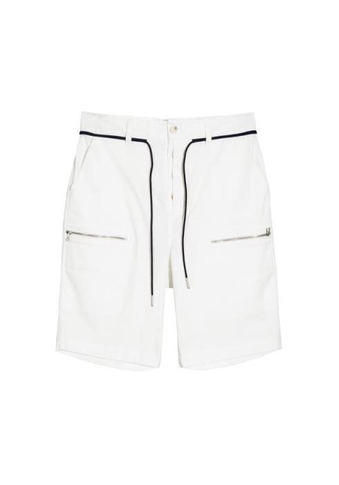 Mens Konus Zipper Cargo Shorts with Drawcord