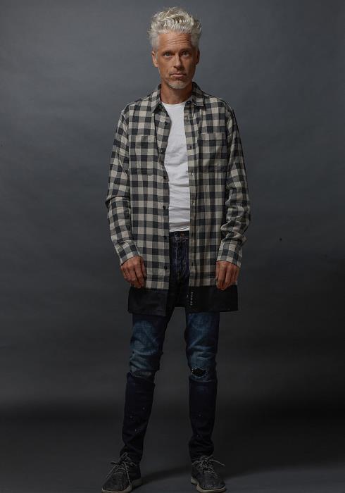 Men Clothing Konus Ferro Shirt