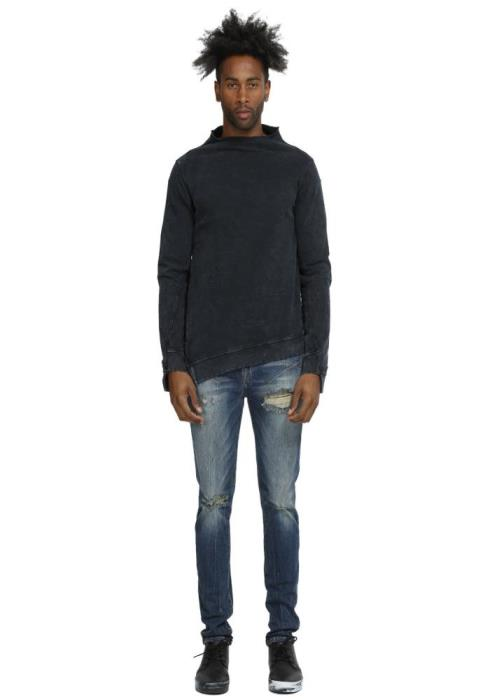 KONUS SKINNY JEANS IN MEDIUM WASH